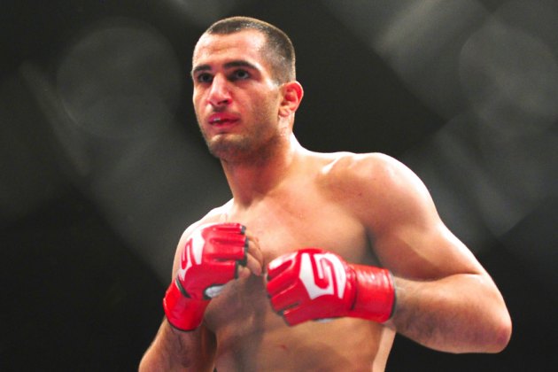 Gegard Mousasi Fought Ilir Latifi on Injured Knee That Will Require Surgery