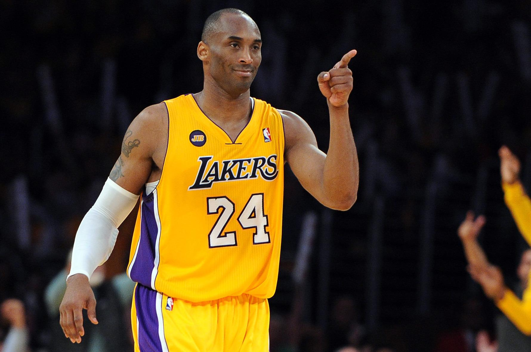 Kobe Bryant s  Preference  Is to Have No. 24 Retired Instead of No. 8 74e737351