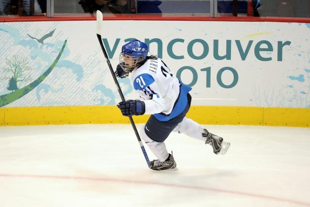 Michelle Karvinen a Key Component of Finnish Offense at IIHF Worlds