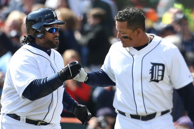 Cabrera Goes 4-for-4 as Tigers Drub Yanks