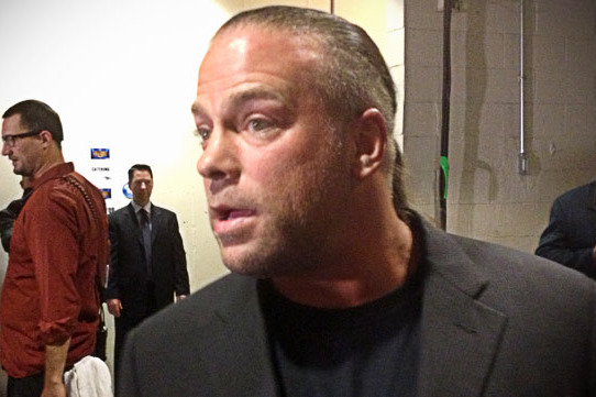 RVD Attends the Hall of Fame, Comments on Potential WWE Return