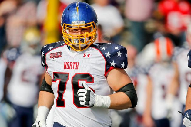 Versatile Offensive Lineman Catches Packers' Eye