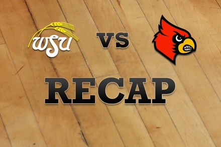 Wichita State vs. Louisville: Recap, Stats, and Box Score