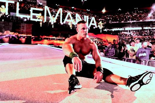 WWE WrestleMania XXIX: The Rock vs. John Cena, the Fated 2nd Chance