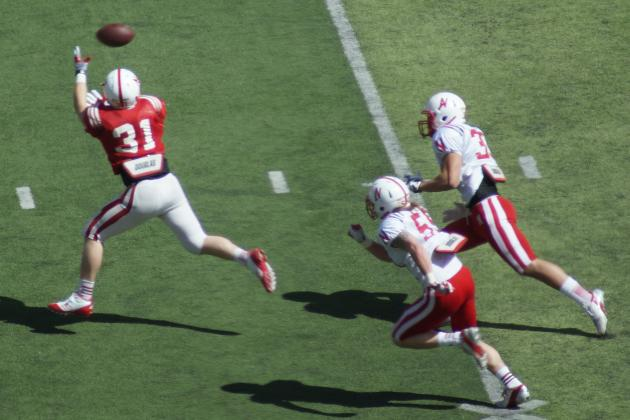 Nebraska Football: 2013 Spring Game: Big Questions Still Remain on Defense