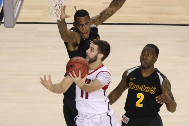 Cardinals fight back to advance to title game - March Madness Video Hub