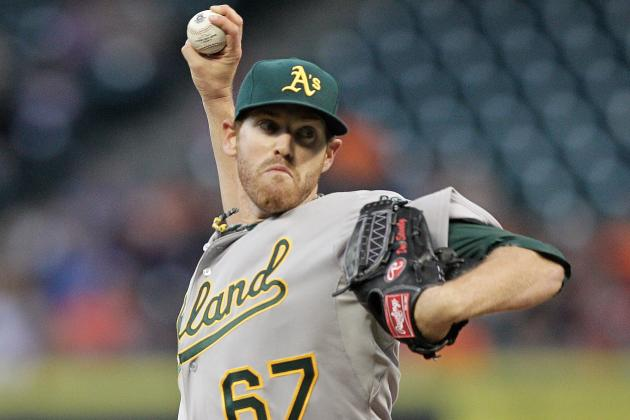 Oakland's Dan Straily Strikes out 11, Wins and Then Gets Demoted