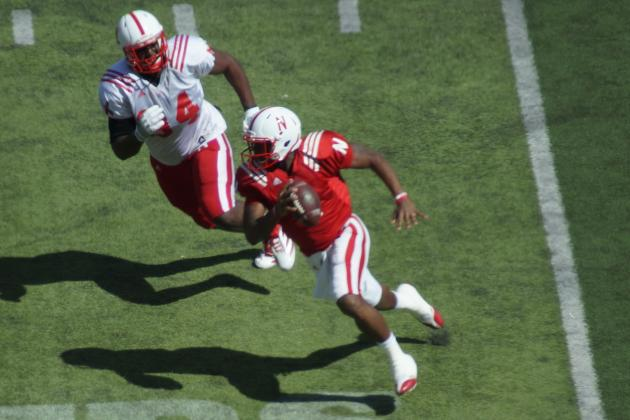 Nebraska Football: Tommy Armstrong Proves He's Taylor Martinez's Heir Apparent