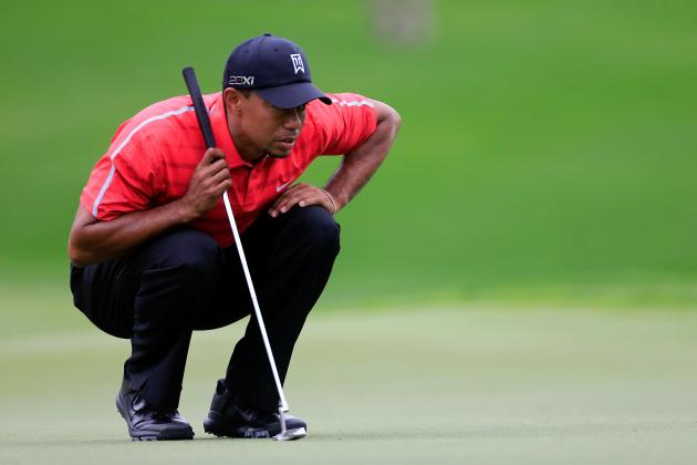 Tiger Woods' Putting Is Key to 5th Masters Title