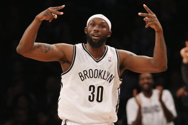 Brooklyn Nets Survive Charlotte Bobcats with  105-96 Win at Barclays Center