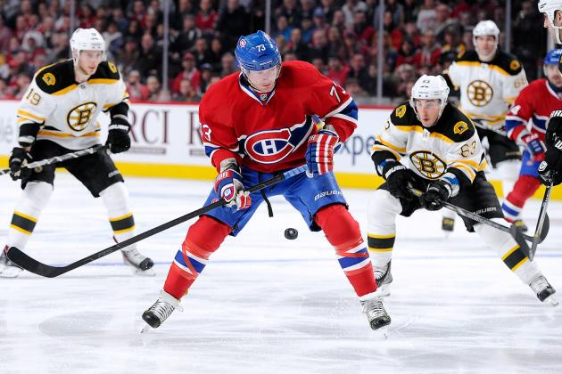 Ryder Haunts Bruins as Habs Take Showdown
