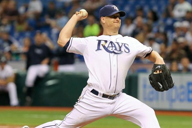 Cobb, Johnson Key Rays' Victory over Indians