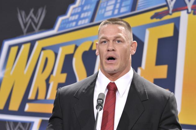 John Cena vs. The Rock: Main Event Won't Repeat Epic Performance