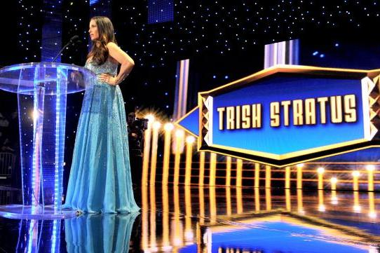 WWE News: Trish Stratus Makes a Huge Reveal at HOF Ceremony
