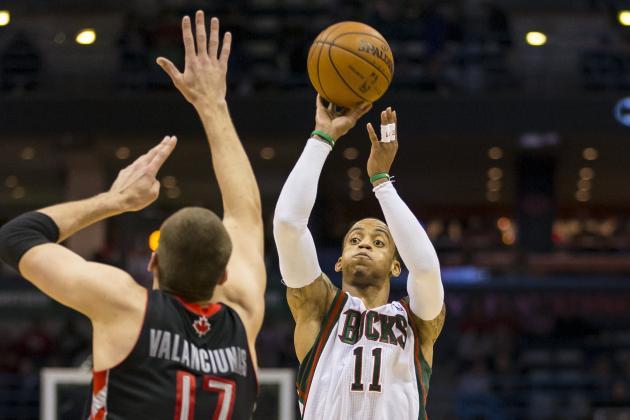 Bucks Beat Raptors 100-83, Clinch Playoff Spot