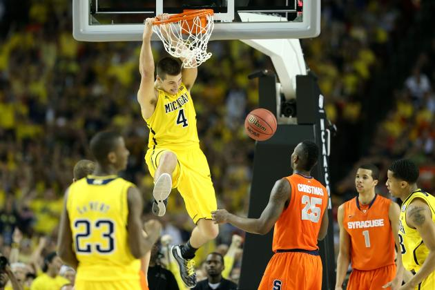 Mitch McGary: Strong Performance Will Make It Hard for Freshman to Snub NBA