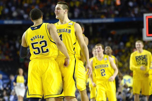Michigan Holds off Syracuse Comeback to Book Spot in Title Game