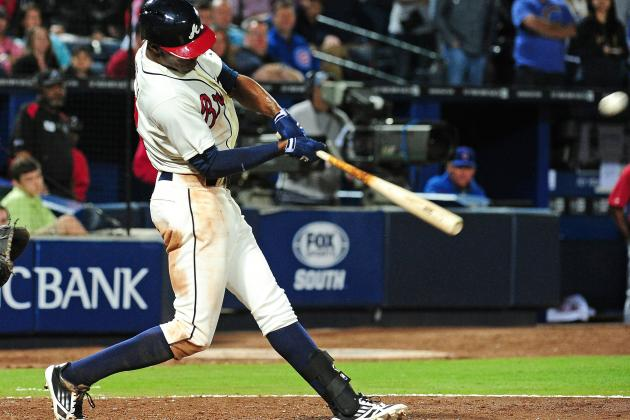 Braves quotes after Saturday's 6-5 victory against the Cubs
