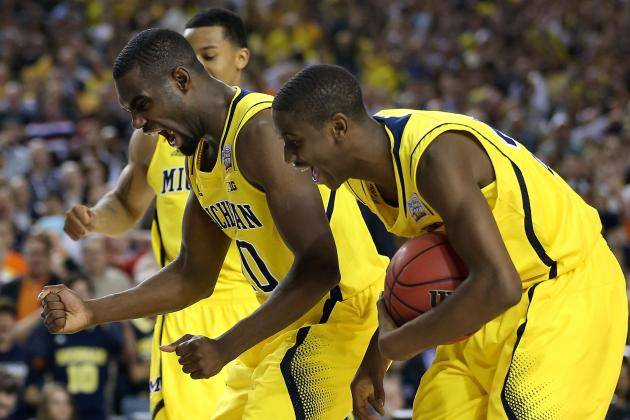 Michigan vs. Louisville: Odds, Game Time and Preview of NCAA Championship