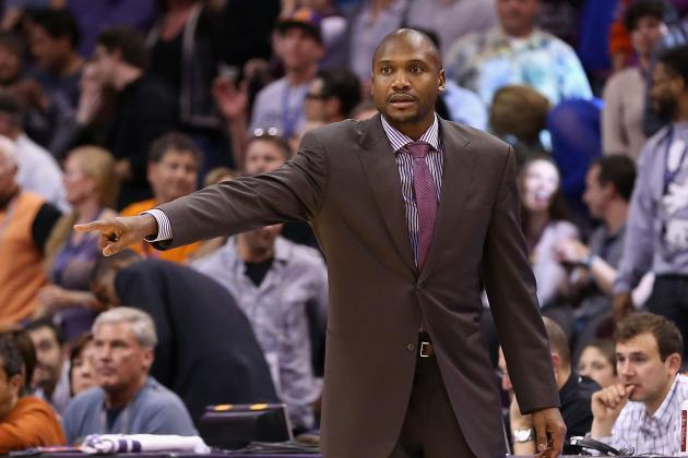 Grading Lindsey Hunter's Job as Phoenix Suns' Interim Coach so Far