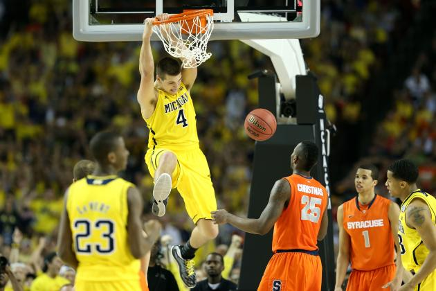 Mitch McGary Leads Michigan to NCAA Title Game: Shades of Chris Webber?
