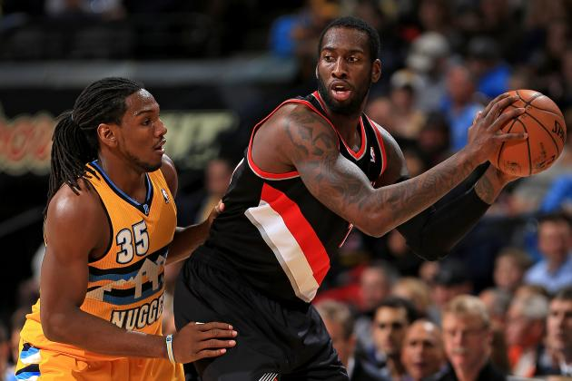 Portland Trail Blazers: GM Neil Olshey Hints at Not Re-Signing J.J. Hickson