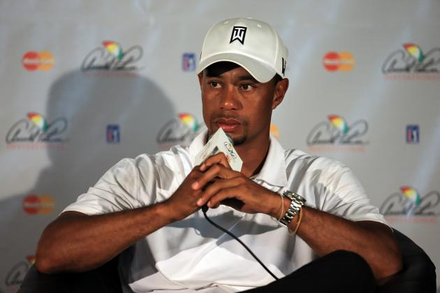 Tiger Woods Could Win 2013 Masters with Better Play in 4 Key Areas