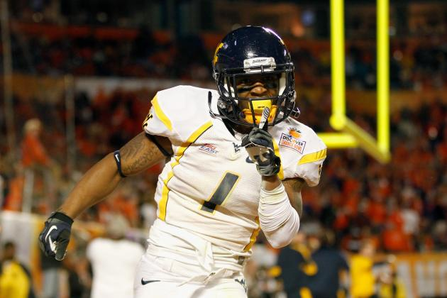 2013 NFL Draft: Why West Virginia WR Tavon Austin Should Be a Top-10 Pick