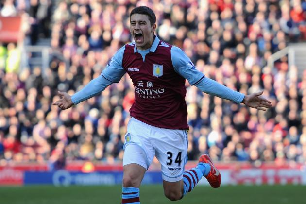 Lambert's Tactical Nous, Villa's Brave Hearts Bring Valuable Victory at Stoke
