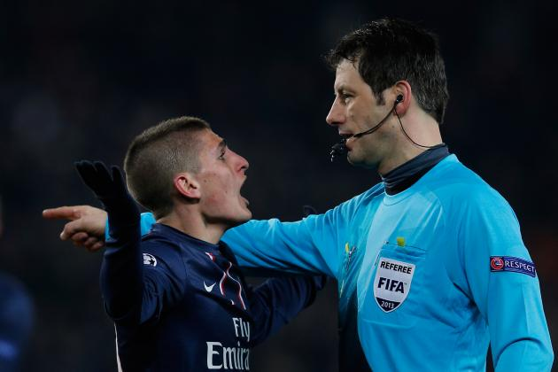 Why PSG Will Need to Wait Until Next Season to See the Best of Marco Verratti