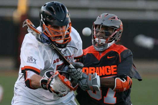 Syracuse Takes Down Princeton in Top-10 NCAA Lacrosse Thriller