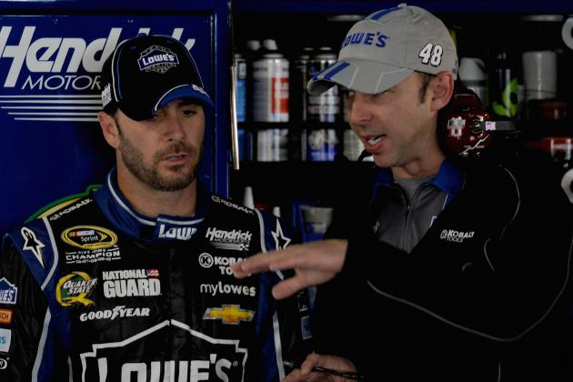 Breaking Down the Starting Lineup at Martinsville Speedway