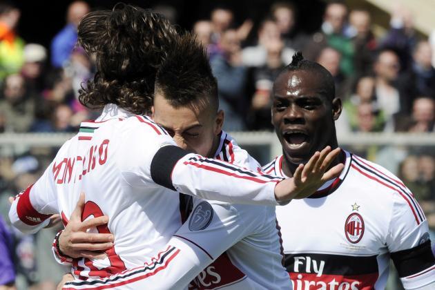 Fiorentina 2- 2 Milan