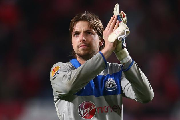 Tim Krul, Davide Santon Among 3 Changes for Newcastle vs. Fulham
