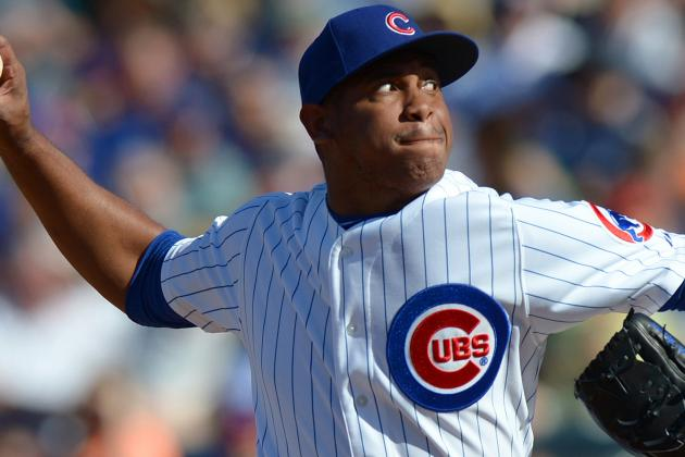 Another Marmol Meltdown Forces Cubs to Look at Other Options