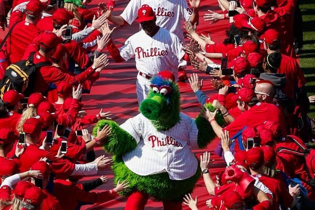Phillies Draw Fewer Than 40,000 for First Time Since 2009