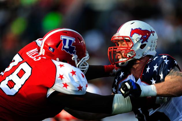 Sources: Louisiana Tech Tackle Jordan Mills to Visit Saints
