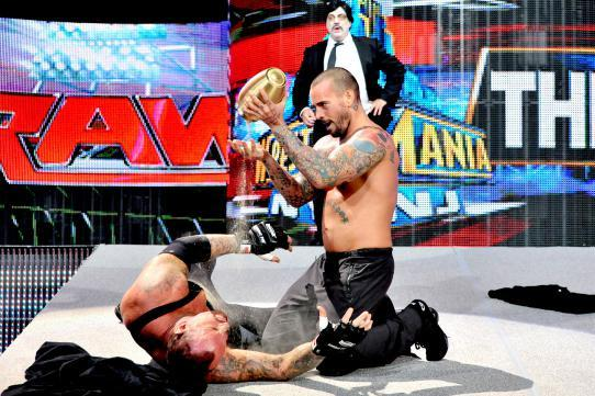 CM Punk's Terrific WrestleMania 29 Feud with The Undertaker Will End in Defeat