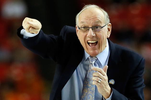 Defiant Boeheim Not Backing Down Anytime Soon