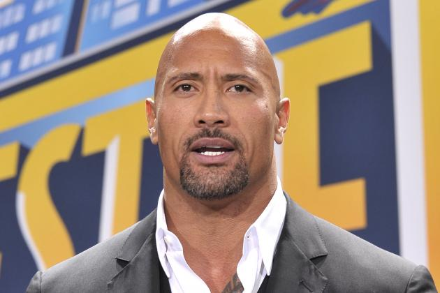 The Rock's WWE Title Match with John Cena at WrestleMania 29 Will Disappoint