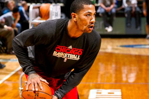Why Chicago Bulls Building Around Derrick Rose Is Harder Than You Think