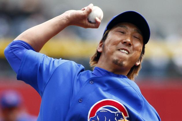 Kyuji Fujikawa Replaces Carlos Marmol as Cubs Closer