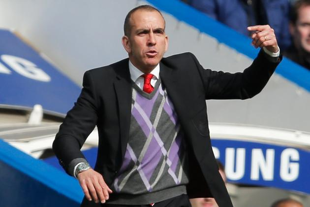 Di Canio on Typically Animated Form in First Sunderland Match