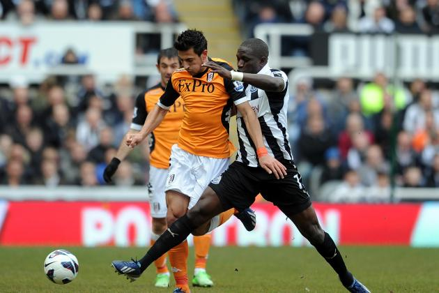 Newcastle 1 Fulham 0: Cisse Steals Victory with 93rd-Minute Strike