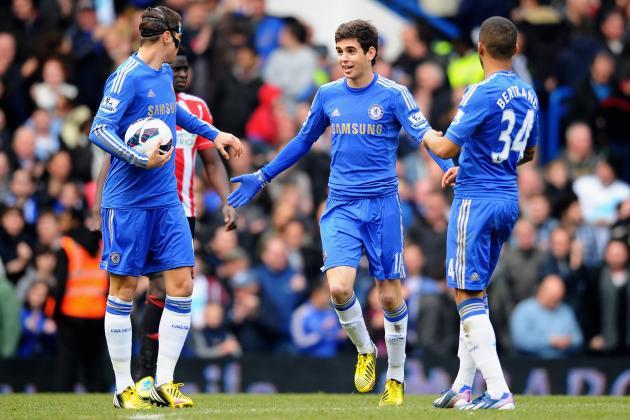 Chelsea vs. Sunderland: Score, Grades and Post-Match Reaction
