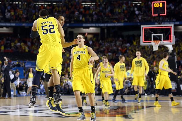 NCAA Tournament 2013: Vegas Odds and Gambling Guide for Louisville vs. Michigan