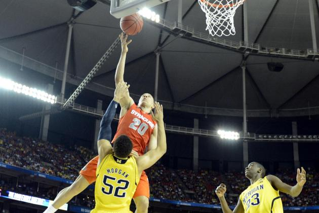 Syracuse Basketball: Orange Hurt by Questionable Call Late in Loss to Michigan