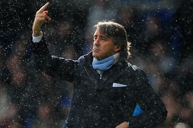Roberto Mancini's Future Doesn't Rest on Manchester Derby but Cash Call Is Wrong