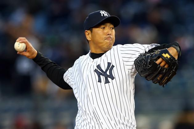 Yankees Starter Hiroki Kuroda Says He Won't Be 100 Percent