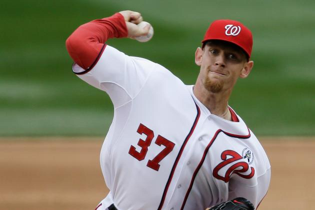 MLB Gamecast - Nationals vs Reds